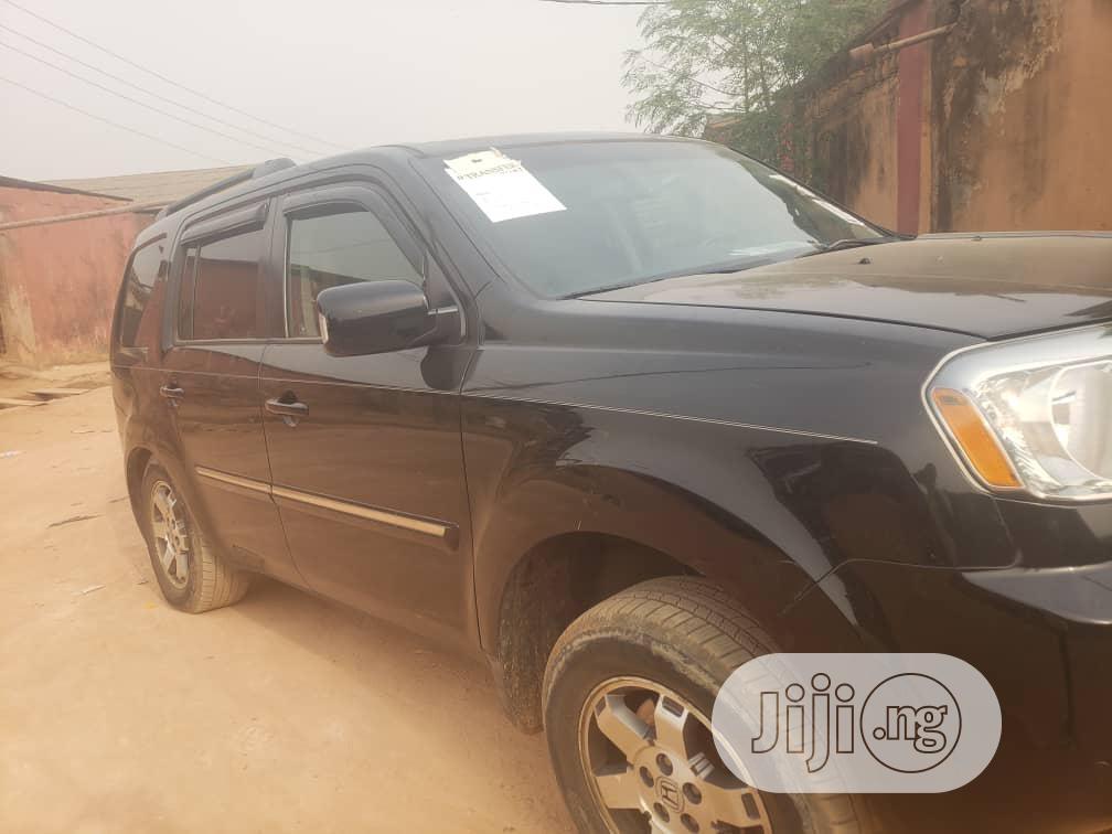 Honda Pilot 2010 Gray   Cars for sale in Ikotun/Igando, Lagos State, Nigeria