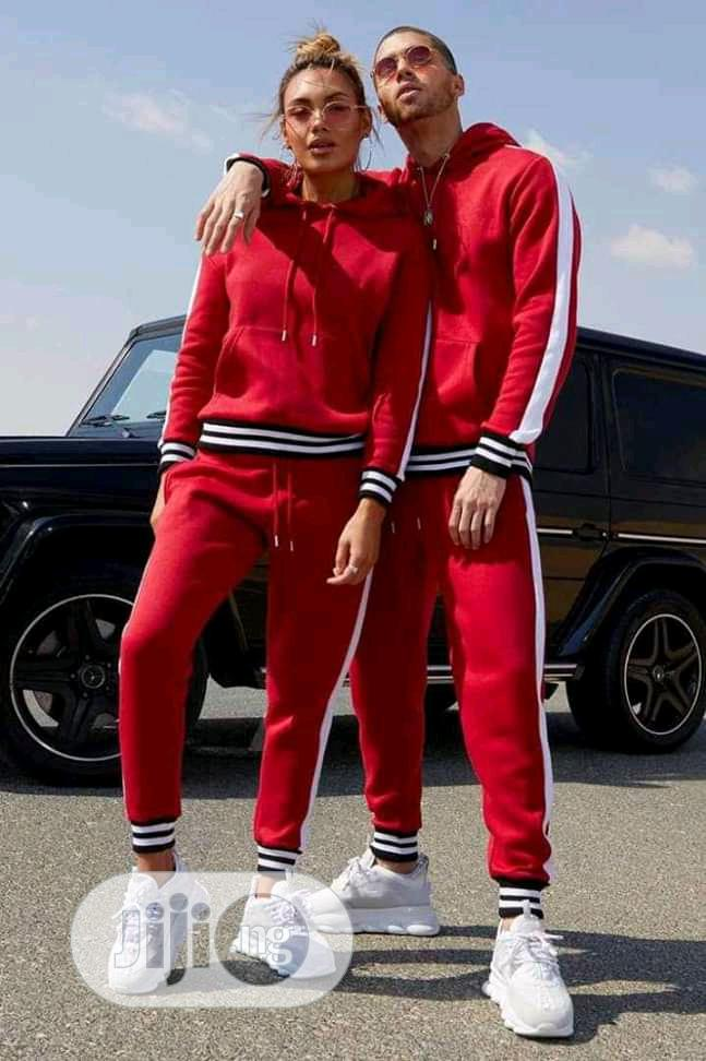 Quality And Complete Set Of Joggers For Couples | Clothing for sale in Surulere, Lagos State, Nigeria