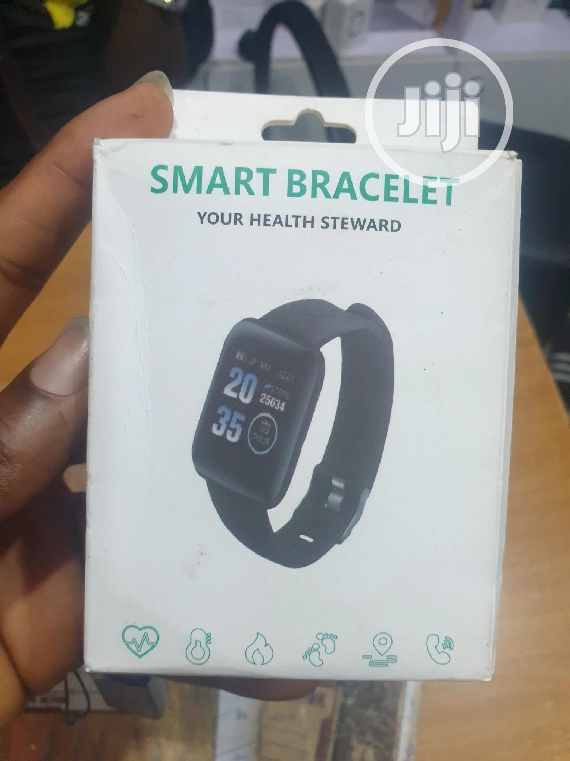 Smart Bracelet   Smart Watches & Trackers for sale in Ikeja, Lagos State, Nigeria