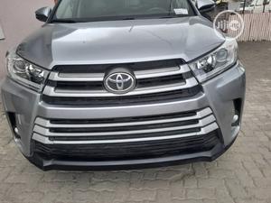 Toyota Highlander 2016 Gray | Cars for sale in Lagos State, Lekki