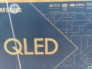 85 Inches Samsung QLED | TV & DVD Equipment for sale in Lagos State, Ojo