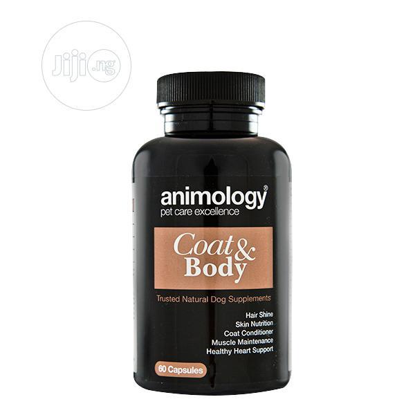 Coat Body Supplement 60 Capsules