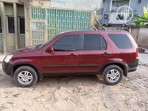 Honda CR-V 2004 Red   Cars for sale in Lagos State, Ifako-Ijaiye