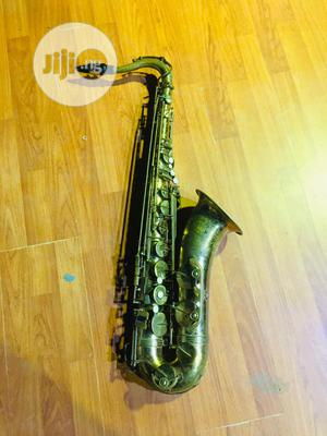Authentic Jupiter Tenor Saxophone   Musical Instruments & Gear for sale in Lagos State, Lekki