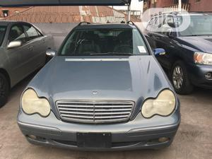 Mercedes-Benz C240 2004 Blue | Cars for sale in Lagos State, Surulere