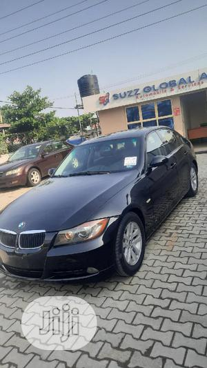 BMW 325i 2007 Black | Cars for sale in Lagos State, Lekki