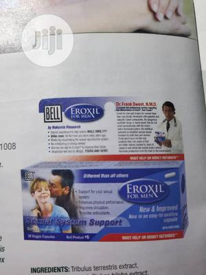 Eroxil for Men, Daily Companion to Restore Men's Sex Life | Vitamins & Supplements for sale in Lagos State, Amuwo-Odofin