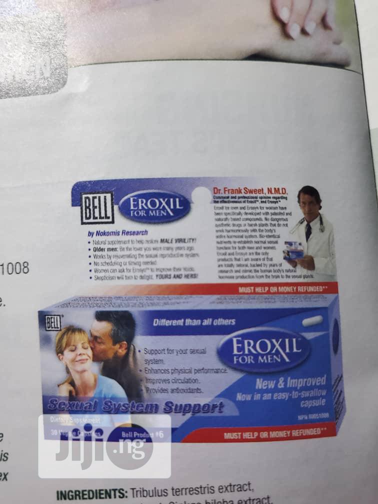 Eroxil for Men, Daily Companion to Restore Men's Sex Life