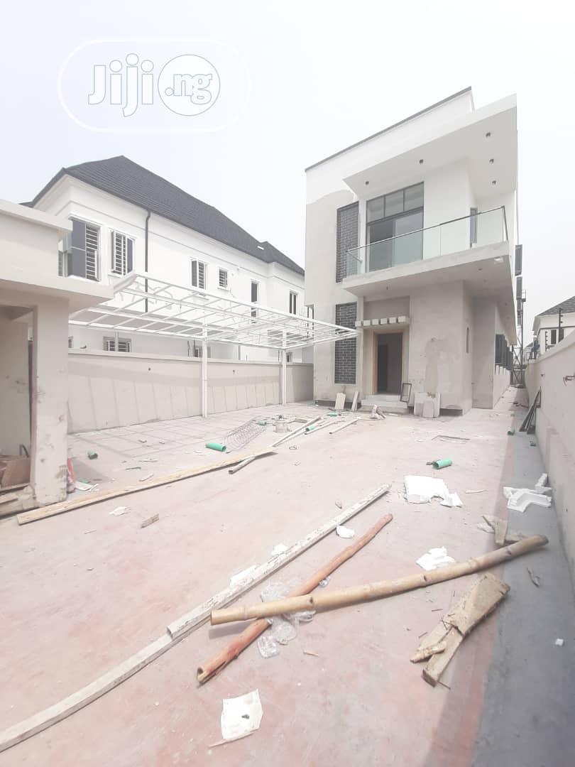 5 Bedroom Duplex for Sale at Osapa Lekki Lagos