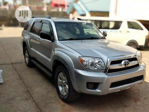 Toyota 4-Runner 2008 SR5 Silver   Cars for sale in Oyo State, Ibadan