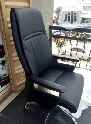 Senior Executive Office Chair Black,   Furniture for sale in Lagos State, Ajah