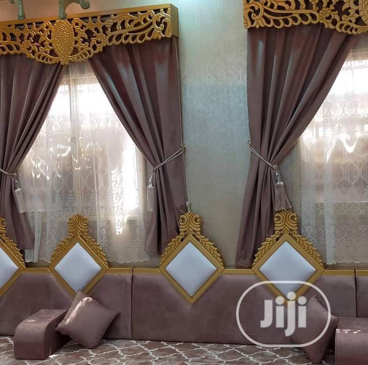 Home Curtain Interior