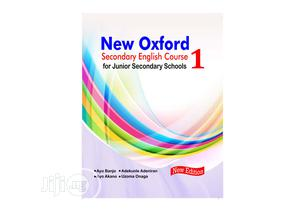 New Oxford Secondary English Course for Junior Secondary Sch   Books & Games for sale in Oyo State, Ibadan