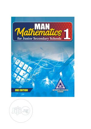 Man Mathematics for Junior Secondary Schools New Edition (1)   Books & Games for sale in Oyo State, Ibadan