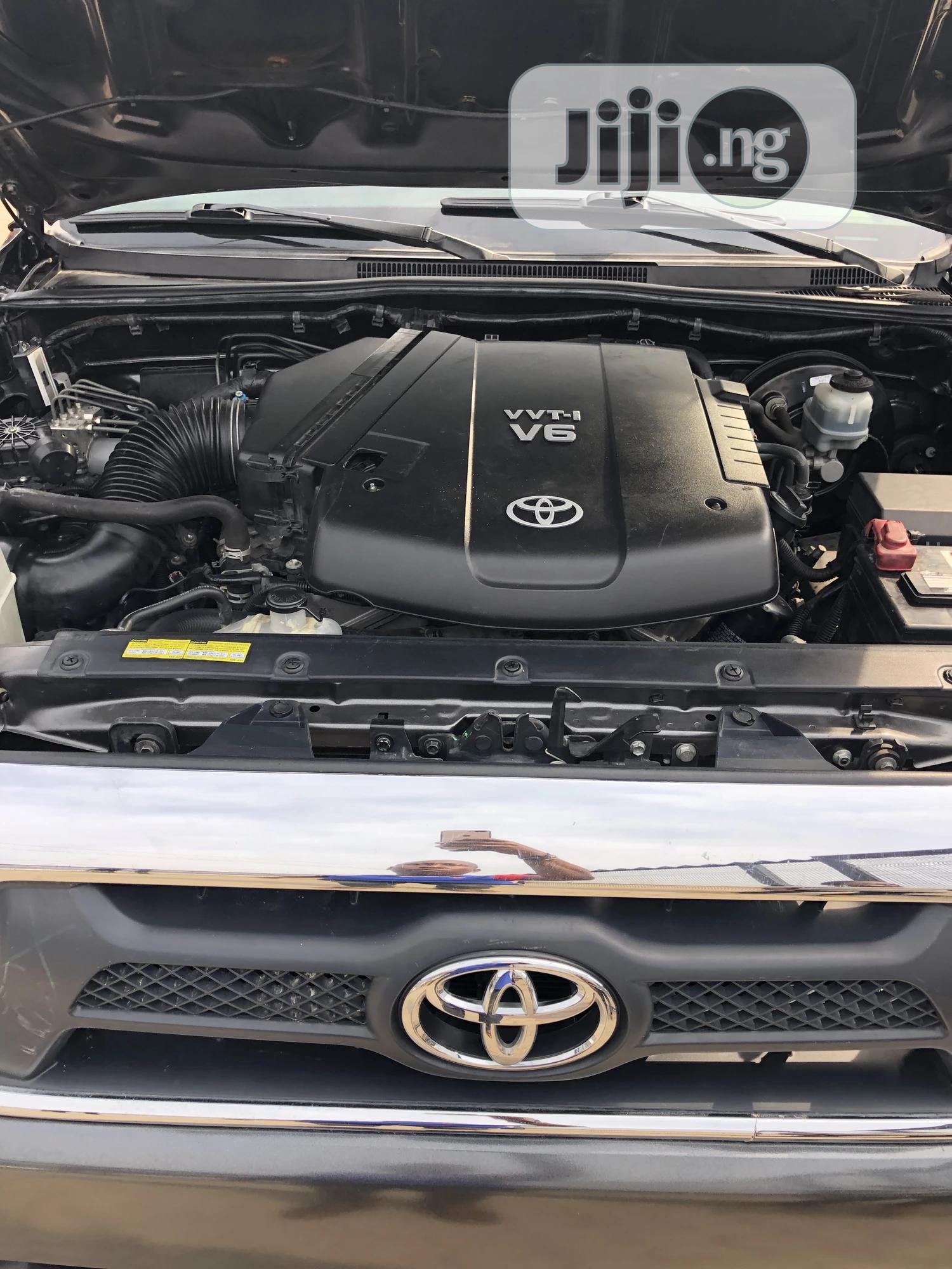 Archive: Toyota Tacoma 2013 Gray