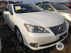 Lexus ES 2010 350 White | Cars for sale in Lagos State, Ikoyi