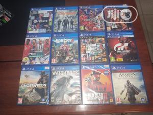 PS4 Games Cds   Video Games for sale in Edo State, Benin City