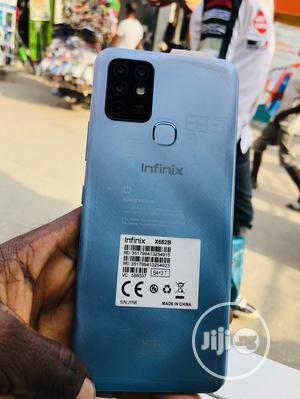 Infinix Hot 10 64GB Gray   Mobile Phones for sale in Lagos State, Ikeja