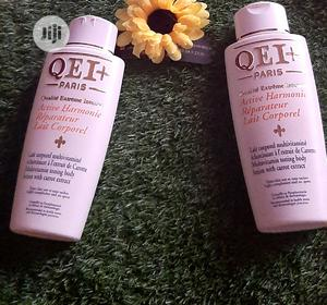 QEI+Paris Toning Body Lotion With Carrit Extract | Skin Care for sale in Lagos State, Surulere