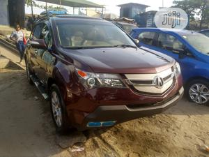 Acura MDX 2009 Brown | Cars for sale in Lagos State, Apapa