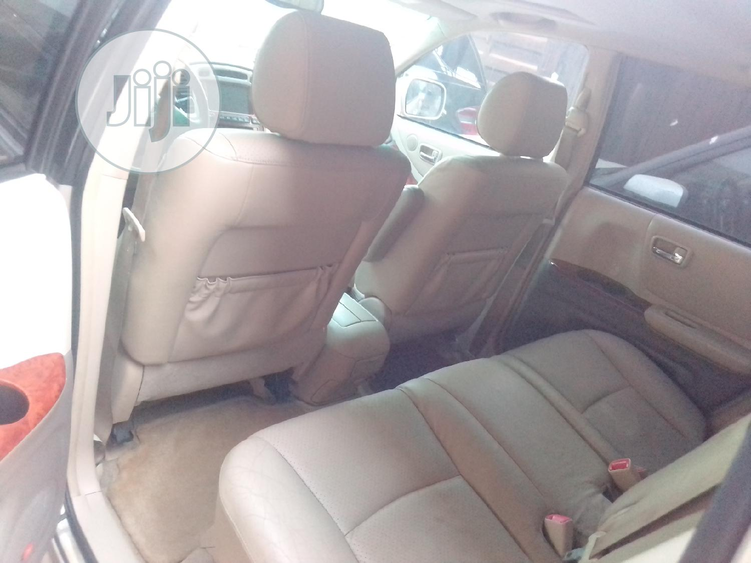 Toyota Highlander 2007 Gold | Cars for sale in Isolo, Lagos State, Nigeria