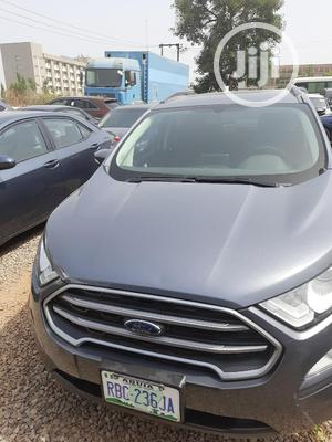 Ford EcoSport 2018 SE 4x4 Gray   Cars for sale in Abuja (FCT) State, Central Business Dis