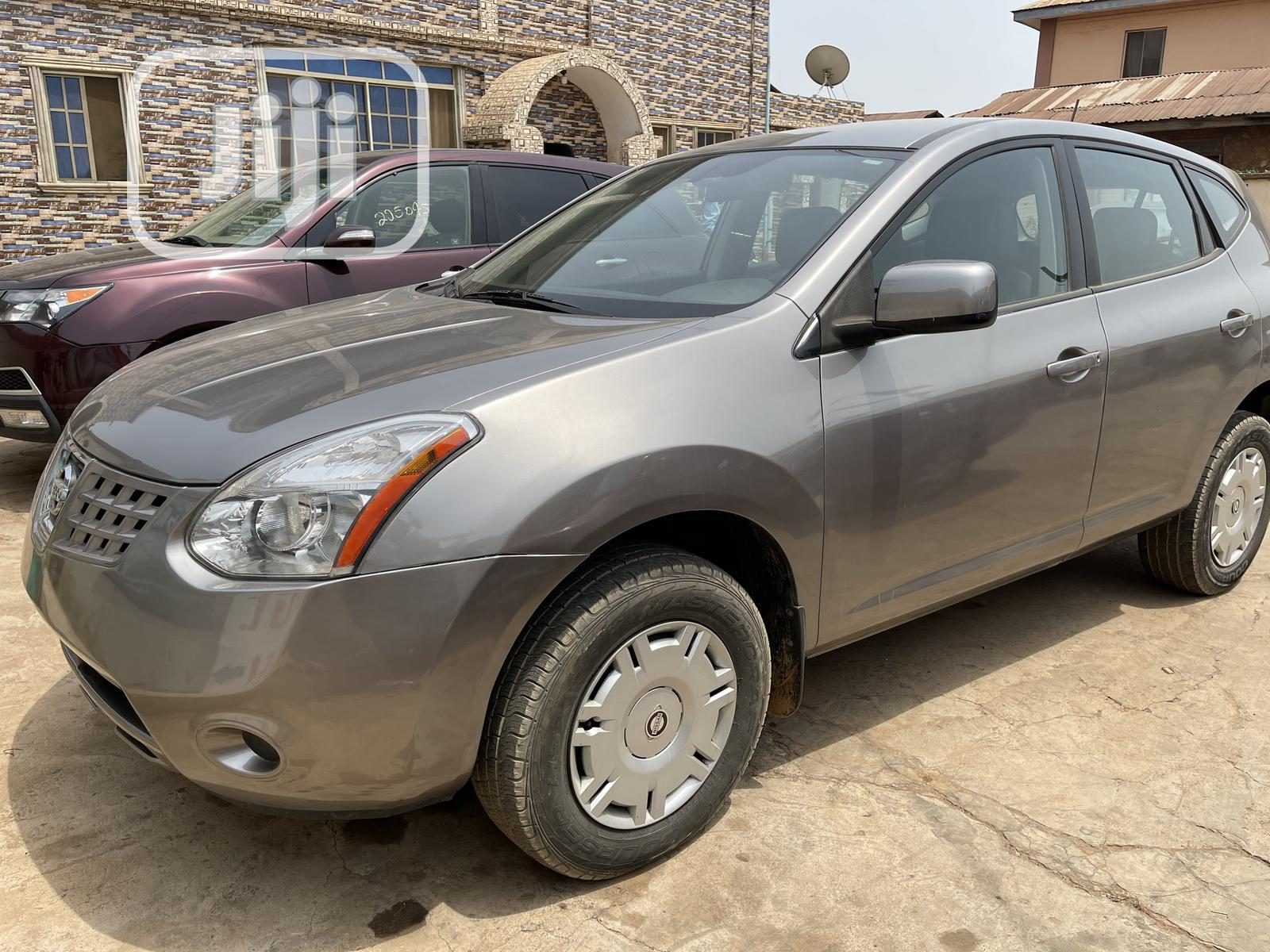 Archive: Nissan Rogue 2009 SL 4WD Gray