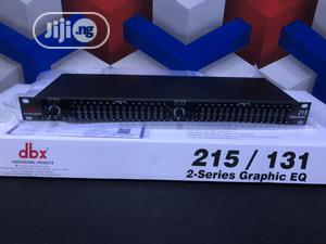 Dbx Single Equalizer 215/131   Audio & Music Equipment for sale in Lagos State, Ojo