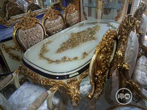 Quality Royal Dining Table Set 8eaters   Furniture for sale in Lagos State, Ajah