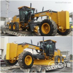 670g/Gpmotor Grader (Johndeere) | Heavy Equipment for sale in Rivers State, Port-Harcourt