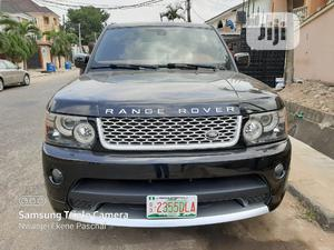 Land Rover Range Rover Sport 2013 Black | Cars for sale in Lagos State, Ikeja