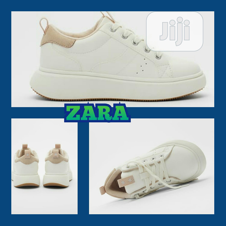 Archive: ZARA UK Monochrome Sneakers