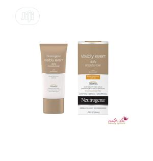 Neutrogena Visibly Even Daily Moisturizer | Skin Care for sale in Lagos State, Gbagada