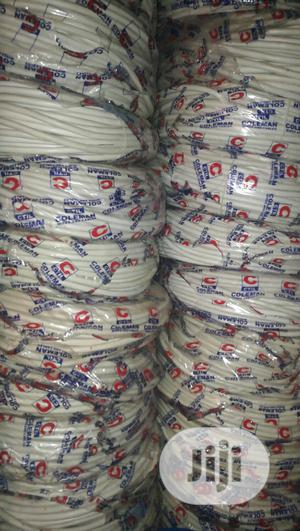 4 Mm 4core Coleman Wire, Flexible Cable   Electrical Equipment for sale in Lagos State, Lagos Island (Eko)