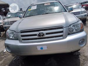 Toyota Highlander 2005 Limited V6 Silver | Cars for sale in Lagos State, Apapa