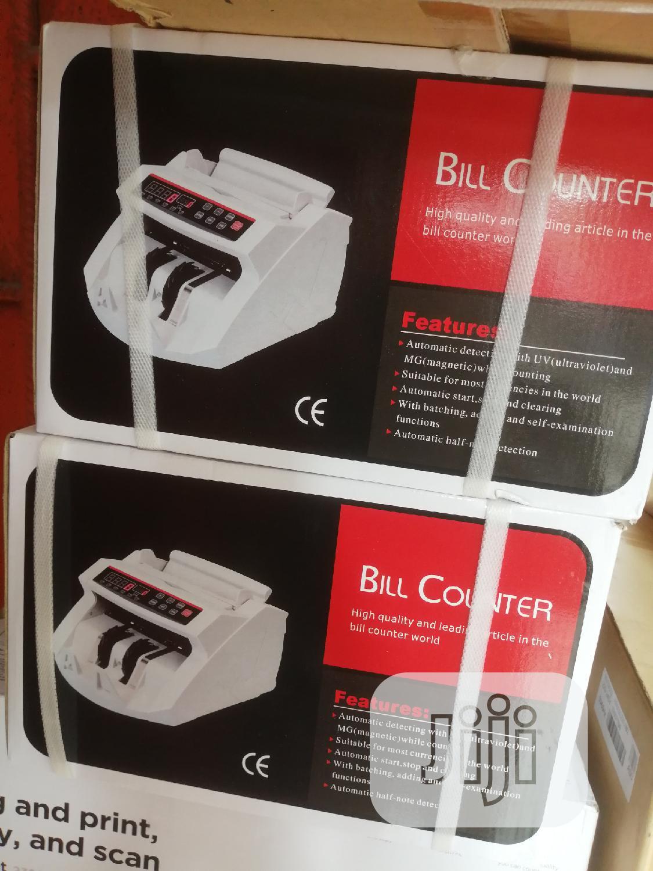 Bill Counter