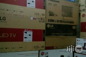 LG LED TV 55 Inches With 2 Years Warranty | TV & DVD Equipment for sale in Lagos State, Ojo