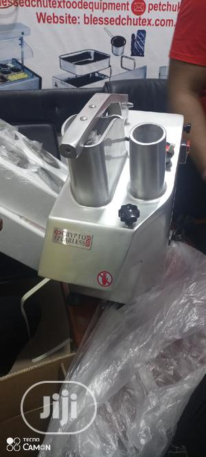 Food Processor. Plantain or Patato Slicer Available   Restaurant & Catering Equipment for sale in Lagos State, Ojo