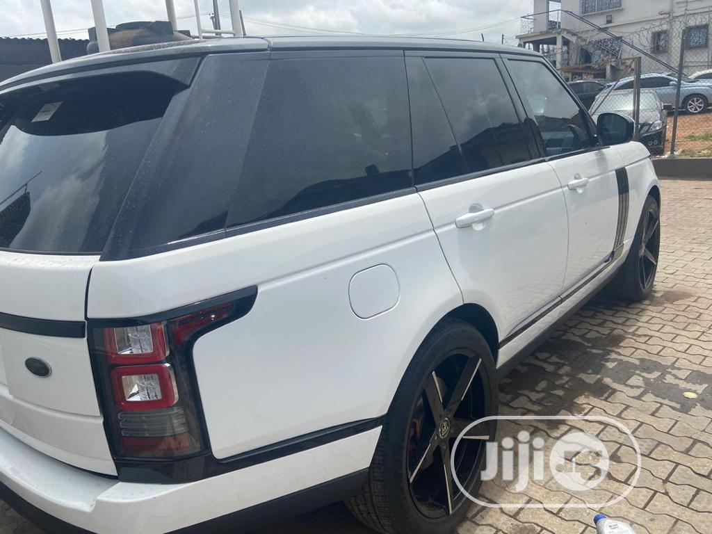 Land Rover Range Rover Sport 2014 White | Cars for sale in Oluyole, Oyo State, Nigeria