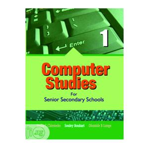 Computer Studies for Senior Secondary Schools (1)   Books & Games for sale in Oyo State, Ibadan