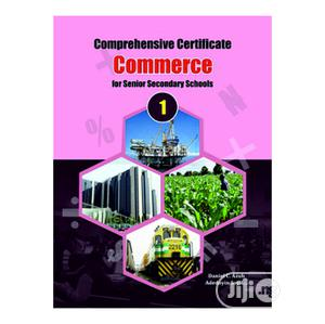 Comprehensive Certificate Commerce for Senior Secondary 1   Books & Games for sale in Oyo State, Ibadan