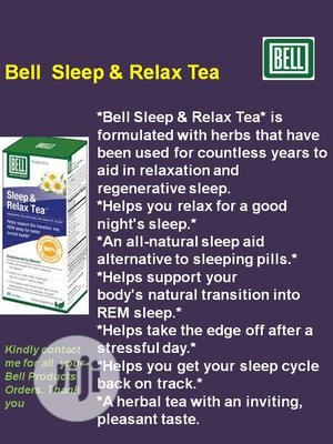 Sleep Relax Tea Calme the Body and Promotes Sound Sleep.   Vitamins & Supplements for sale in Lagos State, Ikeja