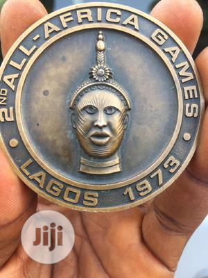2nd All African Games Boxing Medal Lagos 1973 | Arts & Crafts for sale in Enugu State, Nsukka
