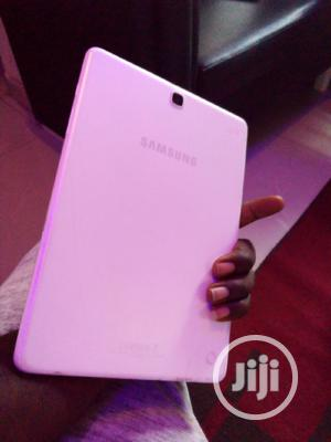 Samsung Galaxy Tab a 9.7 16 GB White | Tablets for sale in Lagos State, Ifako-Ijaiye