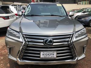 Lexus LX 2016 570 Base Gray | Cars for sale in Lagos State, Ikeja
