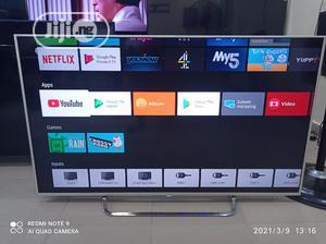 "Sony Bravia Andirod 55"" 4K Ultra HD Smart LED TV (2015) | TV & DVD Equipment for sale in Lagos State, Ojo"