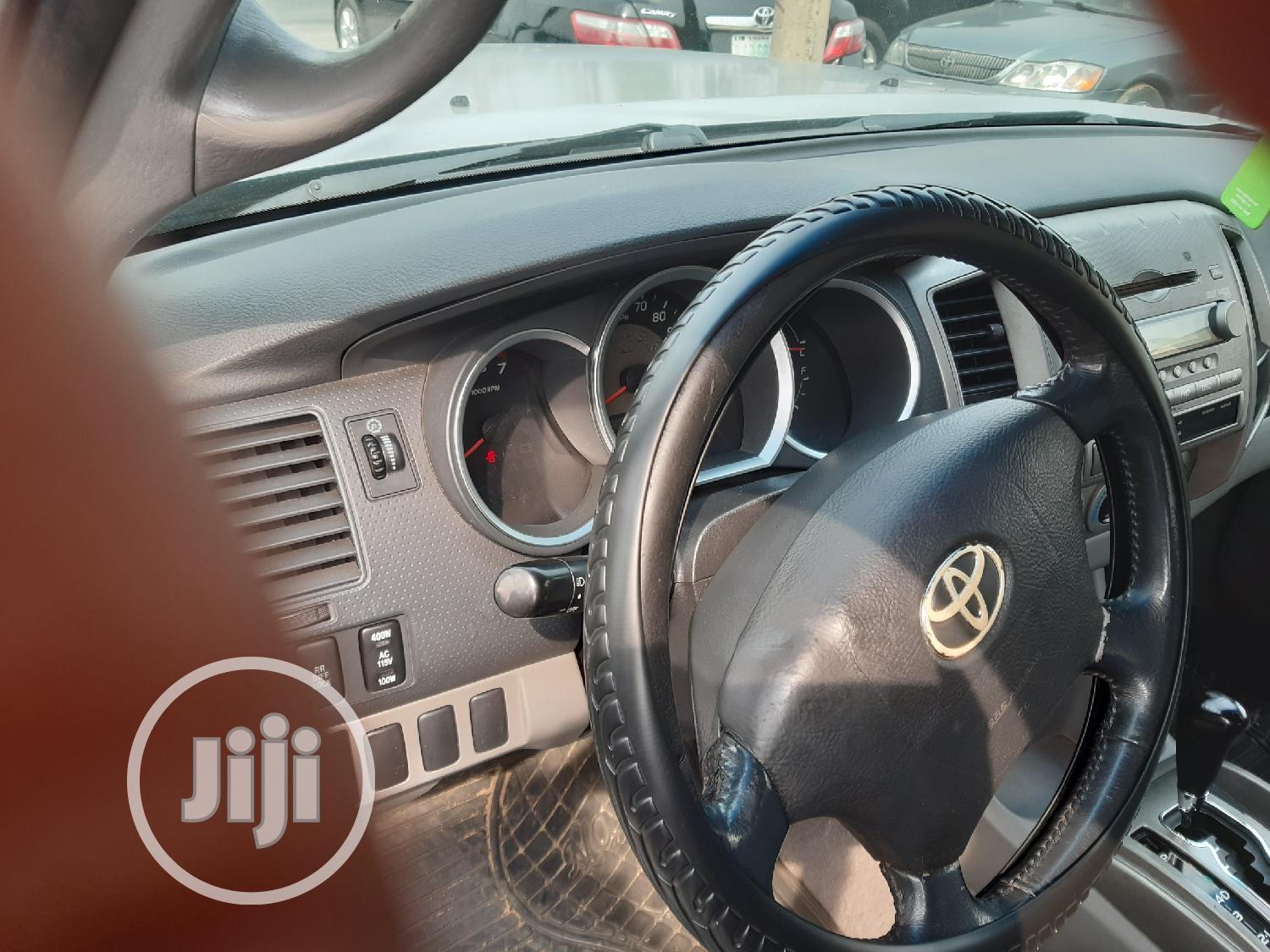 Toyota Tacoma 2006 PreRunner Access Cab Silver | Cars for sale in Port-Harcourt, Rivers State, Nigeria