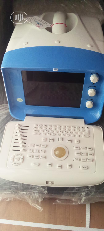 Archive: Ultrasound Scanning Machine England Brand