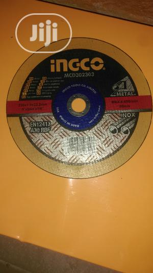 Cutting Disk.(Cut Off Wheel.) | Electrical Hand Tools for sale in Lagos State, Lagos Island (Eko)