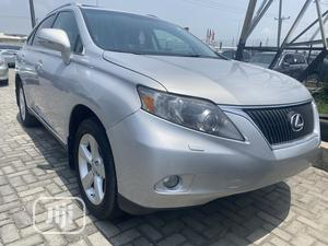 Lexus RX 2010 350 Silver | Cars for sale in Lagos State, Lekki